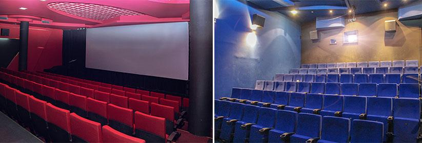 Bioskop Art - bioskopske sale