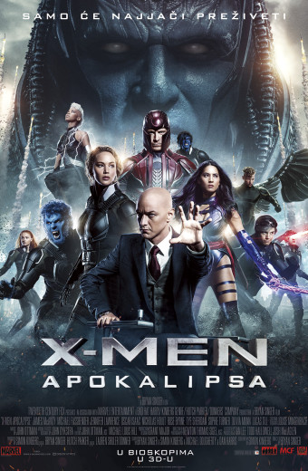 X- MEN: APOKALIPSA