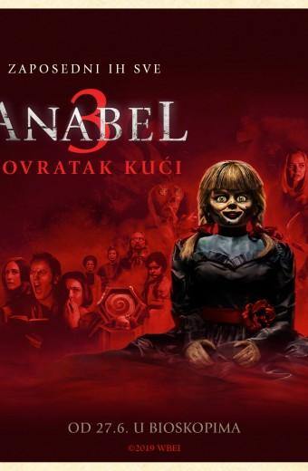 ANABEL 3 - POVRATAK KUĆI